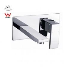 Basin & Bath Wall Mixer HD4002