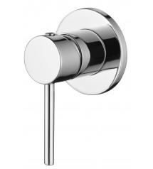 100205 Round Shower Mixer
