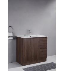 900W Wood Colour Free...