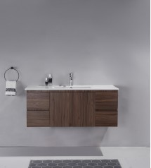 2164W Wood Colour Wall Hung...