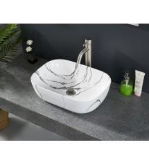 9387 Top Counter Ceramic Basin