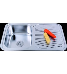 8148CT Top Mount Sink With...