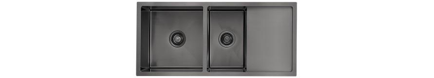 Kitchen Sinks & Laundry Cabinets